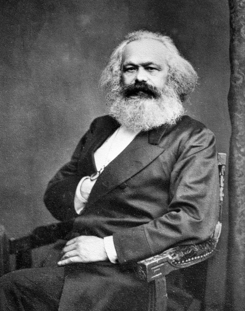 Karl Marx le fondateur du marxisme