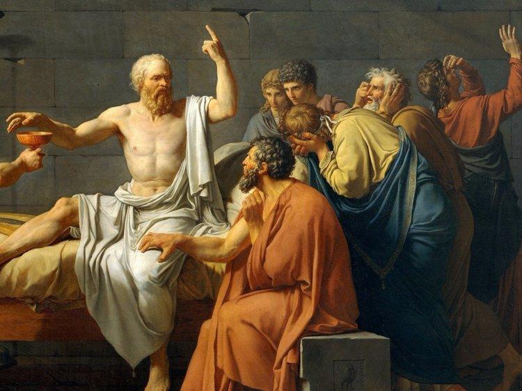 Socrate est celui qui a poser les fondement de la philosophie mondial.