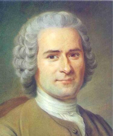 Jean Jacques Rousseau est un philosophe genevois ayant jouer un rôle important à l'époque des lumières