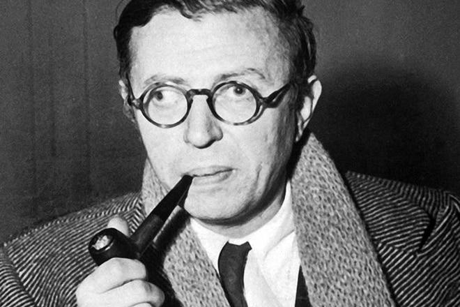Sartre Jean Paul est un philosophe et écrivain ayant obtenu le prix Nobel de littérature