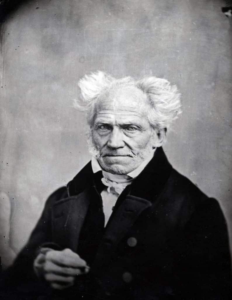Schopenhauer la biographie et les travaux