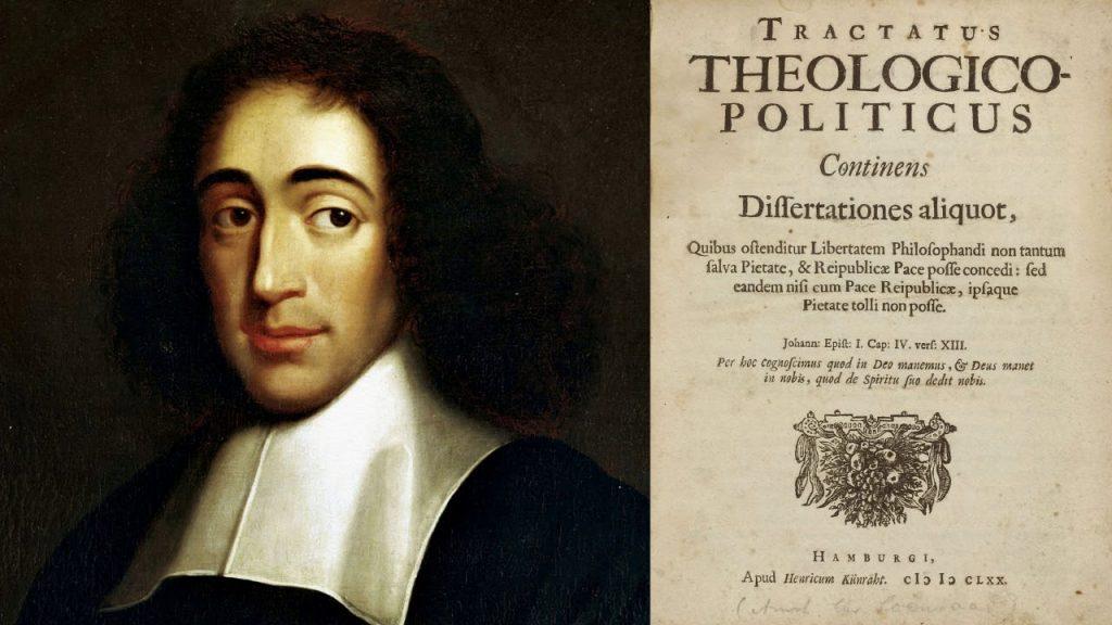 Spinoza le célèbre philosophe juif
